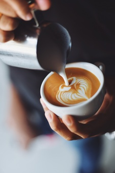 koffie in gezond dieet