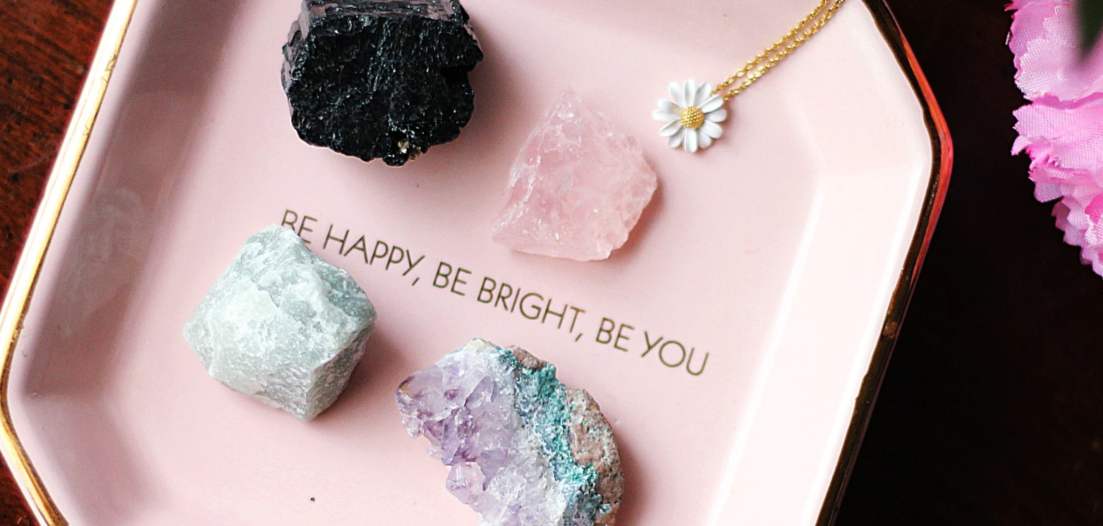 mooie edelstenen kristallen